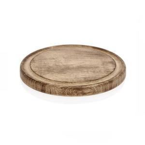 Prkno kulaté mangové dřevo