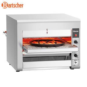 Průběžná pizza pec 3550TB10 Bartscher