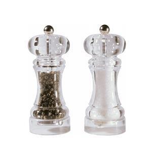Sada mlýnek sůl/pepř 14,5 cm