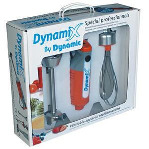 Sada ponorný mixér a metla Dynamix Combi