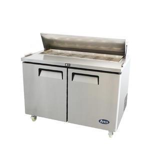 Salátový chladicí stůl 490 litrů MSF8303GR - 2dveřový