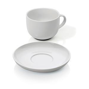 Šálek a podšálek čajový