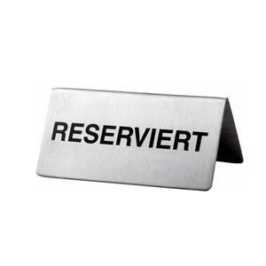 Stojánek Rezervace