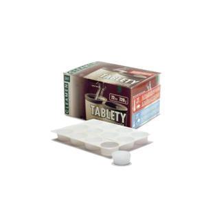 Tablety pro ruční mytí skla Cleamen