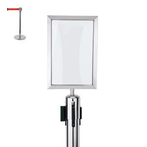 Tabule pro vymezovací stojan Ecoflex