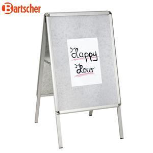 Tabule reklamní áčko Bartscher