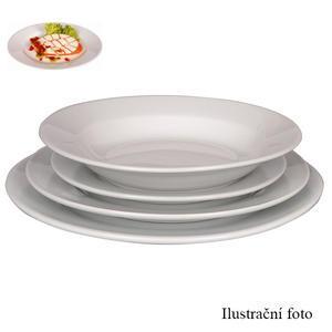 Talíř dezertní porcelánový Tonda