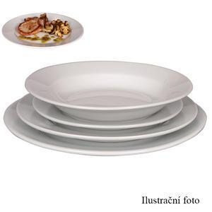 Talíř mělký porcelánový Tonda
