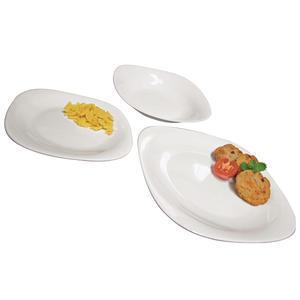 Talíře a misky tvrzené Parma