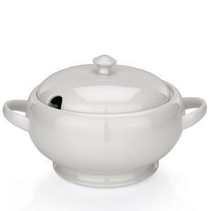 Terina na polévku porcelánová