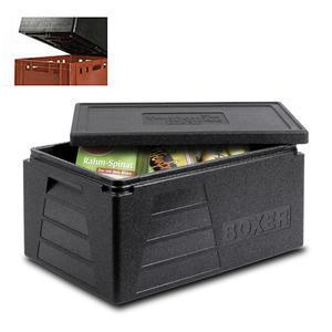 Termobox Boxer na přepravky s víkem