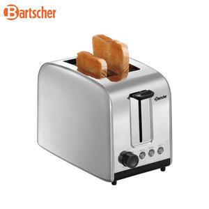 Toaster na 2 tousty Bartscher TSBR20