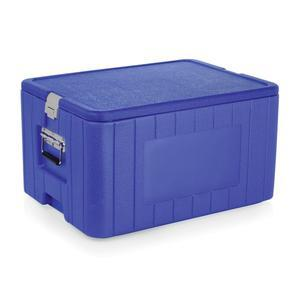 Transportní termobox GN 1/1 modrý