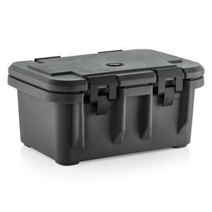 Transportní termobox GN 1/1 šedý