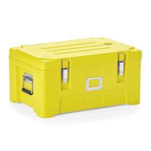 Transportní termobox GN 1/1 žlutý