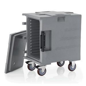 Transportní termobox GN 12 vsuvů na kolečkách