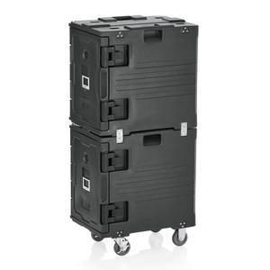 Transportní termobox GN dvojiný 10 vsuvů