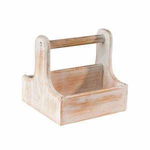 Truhlík dřevěný Vintage