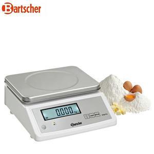 Váha do 15 kg s přesností 5 g Bartscher
