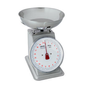 Váha kuchyňská s miskou do 20 kg