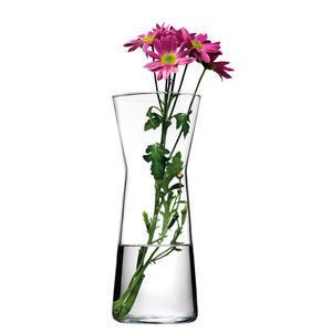 Váza skleněná Flora