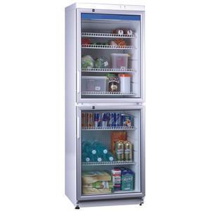 Vitrína chladicí prosklená Snaige CD350 2-dveřová