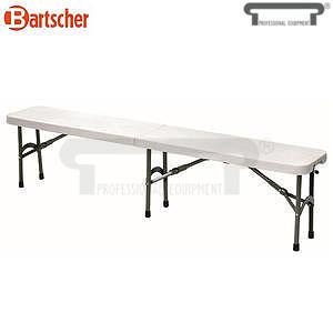 Zahradní skládací lavice Barstscher