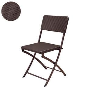 Židle skládací série Rattan