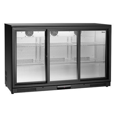 Barová lednice 270 litrů Bartscher, 1340 x 530 x 850 mm - 0,22 kW / 230 V - 72 kg - 1