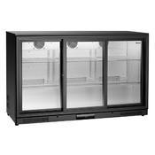 Barová lednice 270 litrů Bartscher, 1340 x 530 x 850 mm - 0,22 kW / 230 V - 72 kg - 1/2