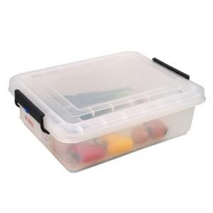 Box skladovací a přepravní 30 až 60 l, 30 l - 53 x 39,6 x 15,9 cm