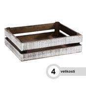 Bufetový systém boxy Vintage, GN 1/4 - 290 x 185 x 105 mm - 1/4