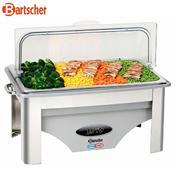 Chafing dish GN 1/1-65 mm Cool and Hot Bartscher, 9 l - GN 1/1-65 mm - 0,7 kW / 230 V - 1/4
