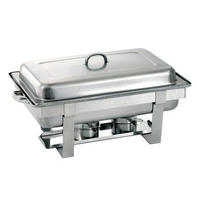 Chafing dish na hořlavou pastu GN 1/1-65 Bartscher, 610 x 350 x 320 mm - 1,25 kg