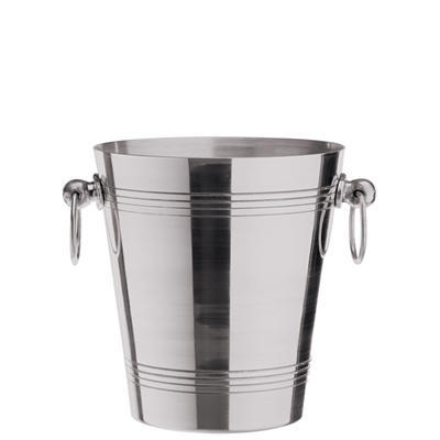 Chladič lahví hliníkový, 18,5 cm - 20 cm - 3,7 l