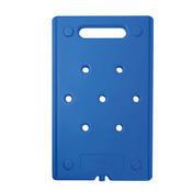 Chladící a udržovací vložka Cool Pack, modrá - -12 °C - 530 x 325 x 25 mm - 1/4