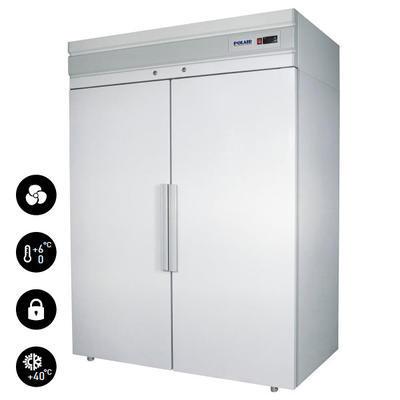 Chladicí skříň Polair CM 114, 1400 x 930 x 1960 mm - 1400 / 1120 l - 620 W / 230 V - 1