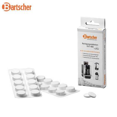 Čisticí tablety KV1-400 Bartscher, 1 karbice / 20 bal.