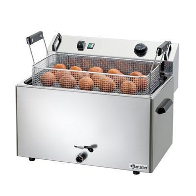 Cukrářská fritéza Bartscher BF16 l - 1