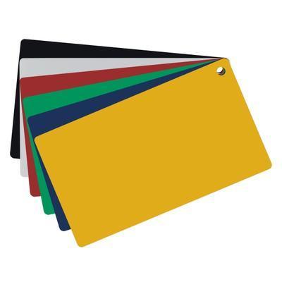 Desky krájecí barevné pro Gourmet Board, bílá - 53 x 32,5 cm GN 1/1 - 1