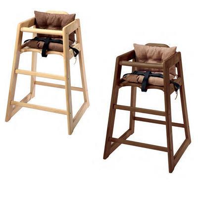 Dětská židle, tmavá - 74 cm - 1