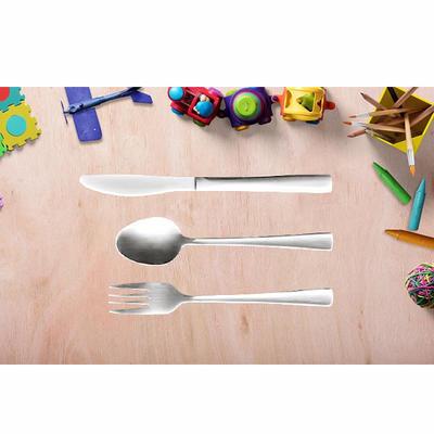 Dětský jídelní příbor Hamburg, dětská lžíce - 15 cm - 1