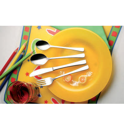 Dětský jídelní příbor Karina, nůž dětský - 16,8 cm
