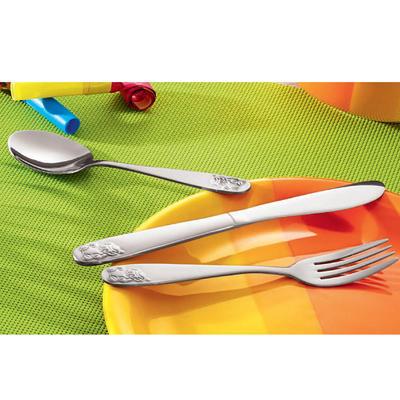 Dětský jídelní příbor Medvídek, vidlička dětská - 14 cm - 25 g - 1