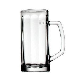Džbánek na kofolu a pivo Bern