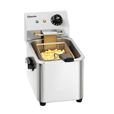 Fritéza stolní objem 4 l Bartscher SNACK I, 4 l - 2 kW / 230 V - 5,1 kg - 1