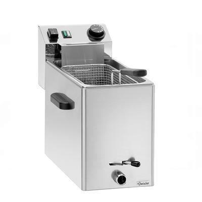 Fritéza stolní objem 8 l Bartscher SNACK XL Plus - 1