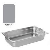 Gastronádoba GN 1/1 nerezová s uchy, 65 mm - 53 x 32,5 cm - 9,0 l - 1/3