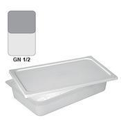Gastronádoba GN 1/2 polypropylenová GN89, 100 mm - 32,5 x 26,5 cm - 6,0 l - 1/2