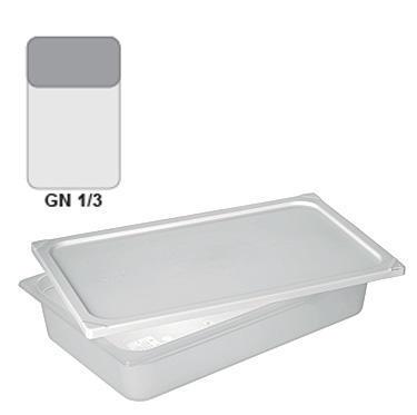 Gastronádoba GN 1/3 polypropylenová, 100 mm - 32,5 x 17,6 cm - 3,5 l - 1